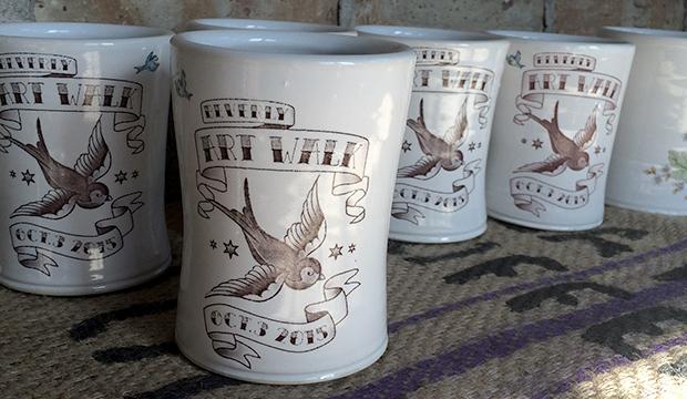 Photo: Limited Edition 2015 Beverly Art Walk Coffee Mug