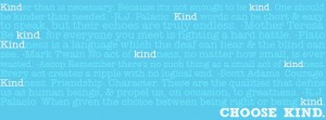 choose kind quotes