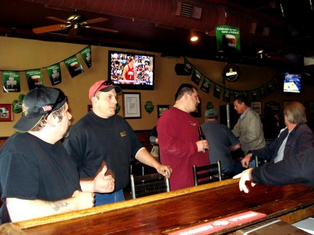 Sean's Rhino Bar