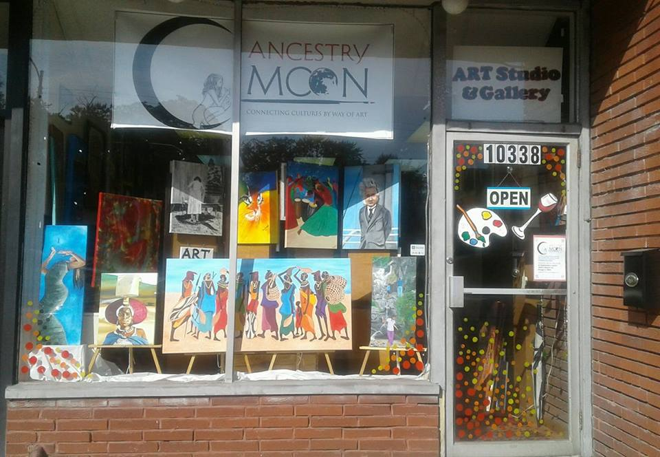 Ancestry Moon Art Studio